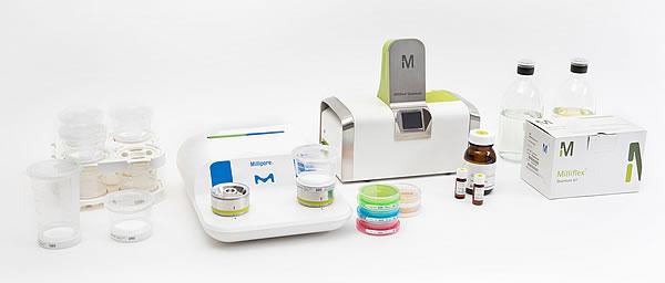 Milliflex® Quantum Rapid Detection System