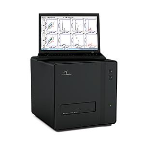 Analyseur automatique et de pointe pour cellules -aussi pr�cis que la cytom�trie en flux