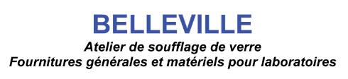 BELLEVILLE - Atelier de soufflage de verre Fournitures g�n�rales et mat�riels pour laboratoires