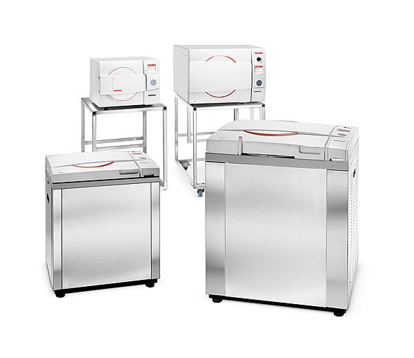 autoclaves Lab table et verticaux