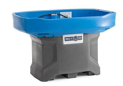 Fontaine de nettoyage et dégraissage sans solvant bio.x