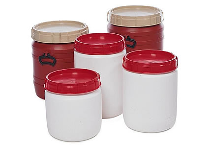 Fûts de 3 à 320 litres