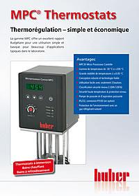 Thermostats MPC