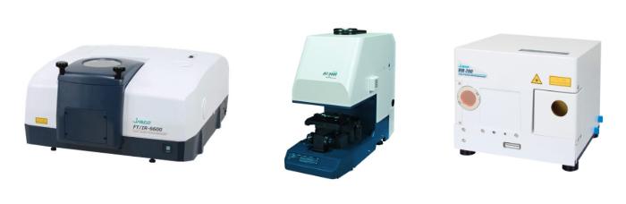 Spectroscopie infrarouge : FT-IR, VIR FT-IR process et microscopes