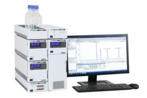 Chromatographie compacte
