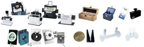 Accessoires, cuves et étalons de spectroscopie