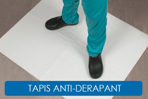 TAPIS ANTI DERAPANT