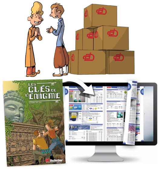 catalogue Dutscher